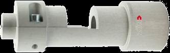 Typ_1 (silber) [zu Einsatzhülse 28 für 2T-Modul]