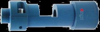 Typ_2 (blau) [zu Einsatzhülse 28 für 2T-Modul]