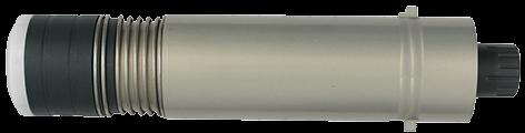 UCT, CTT2 [Einsatzhülse 40 für Tz-Modul komplett mit Federgleitschuh ohne Messerhalter]