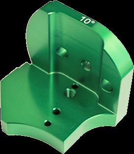 VCT [Halter, 10°, grün, V-Cut]