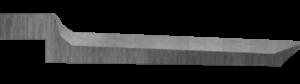 K65_XL Oszilliermesser flach
