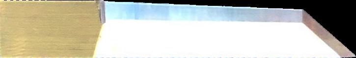 K67 Oszilliermesser flach
