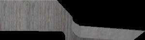K65 Ziehmesser flach